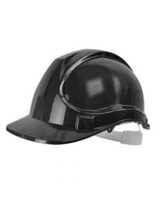 Scan Safety Helmet Black - SCAPPESHBK
