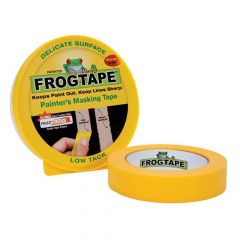 Shurtape FrogTape Delicate Surface Masking Tape 24mm x 41.1m - Hang Pack - SHU104924
