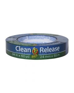 Shurtape Duck Clean Release Masking Tape 24mm x 55m - SHU240193