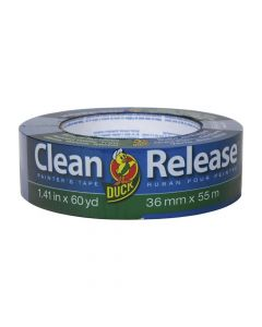 Shurtape Duck Clean Release Masking Tape 36mm x 55m - SHU240194