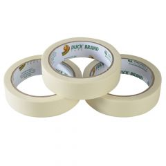 Shurtape Duck Tape All Purpose Masking Tape 25mm x 25m Pack of 3 - SHU260121