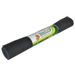 Shurtape StayPut Shelf Liner 500mm x 1.8m Black - SHU283934