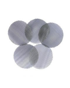 Super Rod Cavity Master Mesh Plates (Pack of 5) - SPRCRCAPM