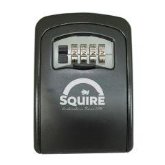 Squire KEYKEEP1 - Key Keep - Combination Key Safe Padlock - 4 Wheel