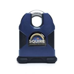 Squire SS100CS - Stronghold 100mm Hardened Steel Padlock - Closed Shackle