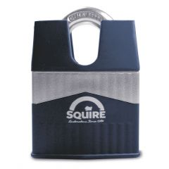 Squire Warrior 65mm padlock - Closed Shackle