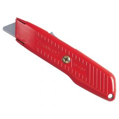 Stanley Springback Safety Knife Carded - STA010189