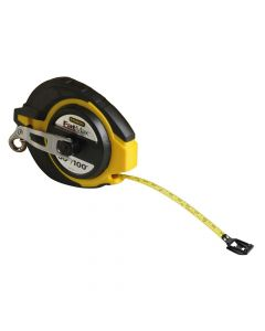 Stanley FatMax Closed Case Steel Long Tape 30m (Width 10mm) - STA034132