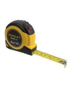 Stanley DualLock Tylon Pocket Tape 5m/16ft (Width 19mm) - STA036806