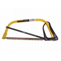 Stanley Hack Bowsaw 300mm (12in) Plus Extra Hacksaw Blade - STA120447