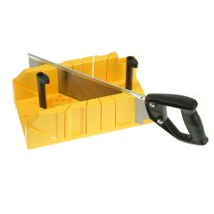 Stanley Clamping Mitre Box & Saw - STA120600