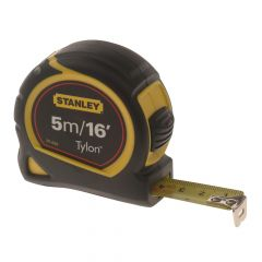 Stanley Tylon Pocket Tape 5m/16ft (Width 19mm) Loose - STA130696N