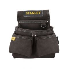 Stanley Leather Double Nail Pocket Pouch - STA180116