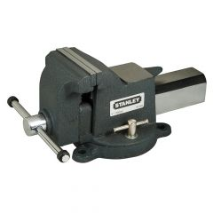 Stanley MaxSteel Heavy-Duty Bench Vice 125mm (5in) - STA183067