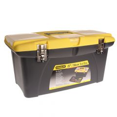 Stanley Jumbo Toolbox + Tray 55cm (22in) - STA192908