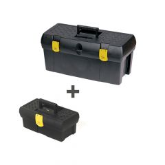 Stanley Tool Box 50cm (19in) + Toolbox 32cm (12.1/2in) - STA192952