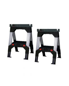 Stanley FatMax Telescopic Sawhorses (Twin Pack) - STA192980