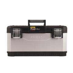 Stanley Metal & Plastic Toolbox 66cm (26in) - STA195617