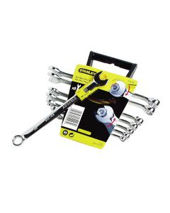 Stanley Metric Accelerator Wrench Set, 8 Piece - STA489997