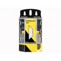 Stanley 1992 Dispenser of 50 Blades Carded - STA5011921