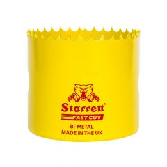 Starrett Fast Cut Bi-Metal Holesaw 98mm - STRHS98AX