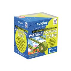 Sylglas Waterproofing Tape 75mm x 4m - SYLWT75