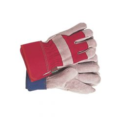 Town & Country All Round Rigger Gloves Navy/Red Ladies' - Small - T/CTGL106S