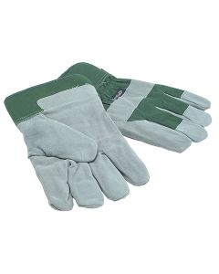 Town & Country Men's Fleece Lined Leather Palm Gloves - T/CTGL412