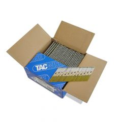Tacwise 34° Galv Ring Nails 3.1 75mm 2200 Pack - 1121