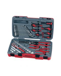 Teng Tool Set of 67 3/8in Drive - TENT3867