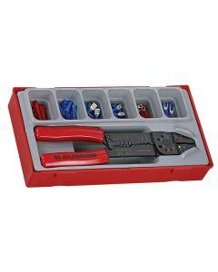 Teng 121 Piece Crimping Tool Set - TENTTCP121