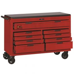 Teng 8 Series 9 Drawer 53in Wide Roller Cabinet - TENW809N