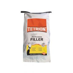 Tetrion Fillers All Purpose Powder Filler Sack 10kg - TETTFP010