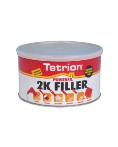Tetrion Fillers Powerfil 2K Two Part Filler 1 Litre - TETTKK001