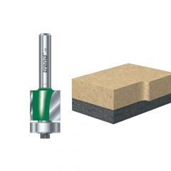 Trend C116 x 1/2 TCT 90° Bearing Guided Trimmer Cutter 12.7 x 25.4mm - TREC11612TC