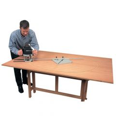 Trend Ellipse & Circle Cutting Jig Ellipse J/A - TREELLIPSE