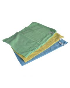 U-Care Microfibre Cloths Pack of 6 (30 x 40cm) - UCRX932U4