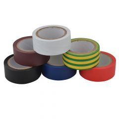 Unibond Electrical Tape (6 Colour Pack) 19mm x 3.5m - UNI1415390