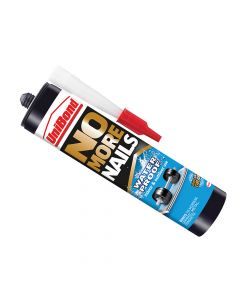 Unibond No More Nails Waterproof Interior / Exterior - Solvent Free 300ml - UNI1427383