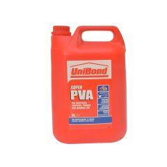 Unibond Super PVA 5 Litre - UNI1448672