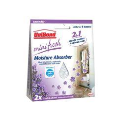 Unibond Mini Fresh Moisture Absorber Sachet (2) - UNI1938842