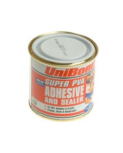 Unibond Wood PVA Adhesive and Sealer 250ml - UNI260947