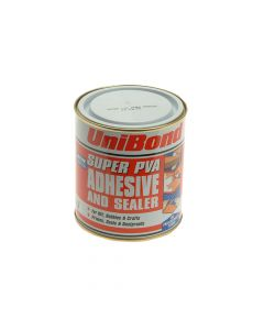 Unibond Super PVA Adhesive, Sealer and Primer 500ml - UNI260948