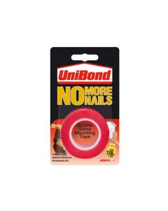 Unibond No More Nails Roll Interior / Exterior 19mm x 1.5m - UNI781746