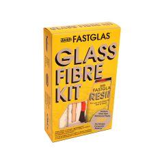 U-POL Fastglas Resin & Glass Fibre Kit Small - UPOGLSMD