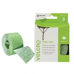 VELCRO Brand ONE-WRAP Tree Ties 50mm x 5m Green - VEL60201