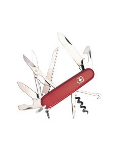Victorinox Huntsman Swiss Army Knife Red Blister Pack - VICHUNTB