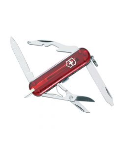 Victorinox Manager Swiss Army Knife Translucent Red 06365TNP - VICMANJRD