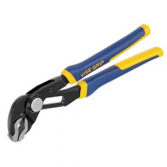 IRWIN GV8 Groovelock Water Pump ProTouch Handle Pliers 200mm - 44mm Capacity - VIS10507627