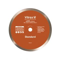 Vitrex Diamond Blade Standard 200mm - VIT103411